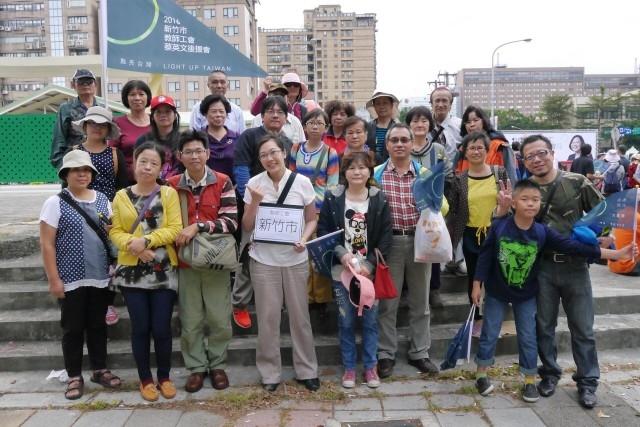 1041129親子半日遊暨勞工團體後援會活動記事