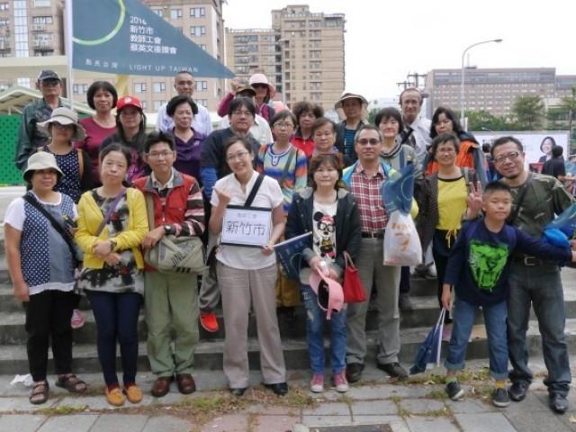 1129親子半日遊暨勞工團體後援會活動