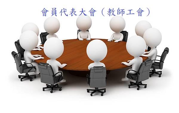 新竹市教師職業工會會員代表大會規程