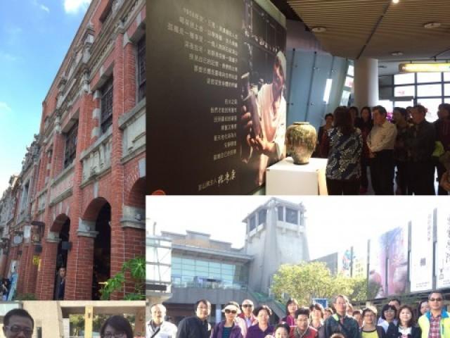 三峽客家文化園區以及老街巡禮