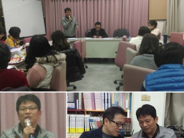 前台南市教育產業工會許又仁理事長來訪