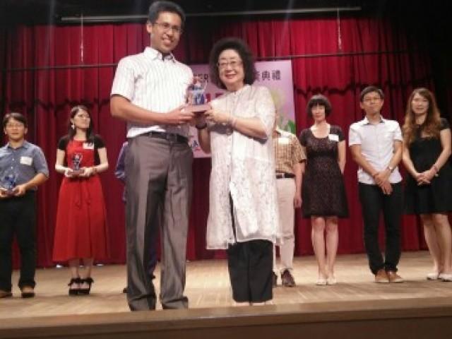 107年度新竹市Super教師